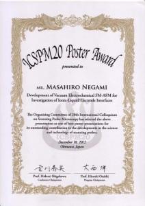 Negami_ICSPM
